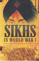 Picture of Sikhs In World War 1