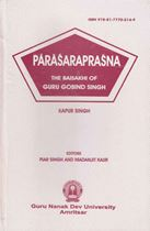 Picture of Parasaraprasna: The Baisakhi Of Guru Gobind Singh