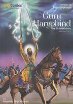 Picture of Guru Hargobind : The Sixth Sikh Guru Vol. 1 & 2