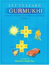 Picture of Let Us Learn Gurmukhi Book 1