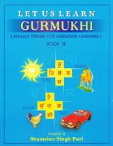 Picture of Let Us Learn Gurmukhi Book 2